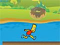Игра Симпсоны: Беги, Барт, беги
