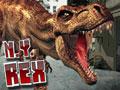 Игра Тираннозавр Рекс в Нью Йорке