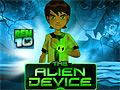 Игра Бен 10: инопланетное устройство