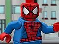 Игра Лего Человек паук