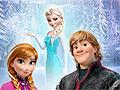 Игра Холодное сердце: бродилка Анны и Кристофа