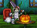 Игра Спанч Боб дом с привидениями