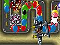Игра Защита башни от шариков 4