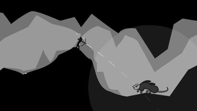 Игра Черный лучник