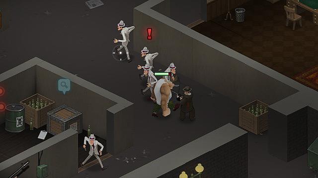 Игра Охотники на гангстеров