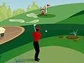 Игра Гольф: отработка удара