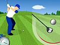 Игра Гольф: удар на дальность