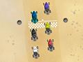 Игра Гонки по пескам