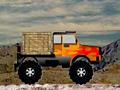 Игра Перевозка грузов по бездорожью