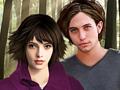 Игра Одевалка Сумерки: Эшли и Джаспер